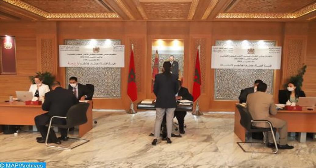 Élection des représentants des magistrats: 50 candidats dont 18 femmes (CSPJ)